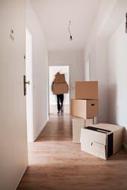38 Prozent der Zügelnden bleiben ihrem Wohnort treu. Bild: Getty
