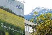 Der Agrarkonzern Syngenta wurde nach China verkauft. (Bild: ky)