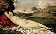 Vorbild für Müssigang: Giorgione malte die in sich ruhende Venus 1510.