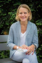 Aufklärung oder Alarmismus? Publizistin Miriam Meckel. (Bild: Urs Bucher (St.Gallen, 24. Mai 2018))