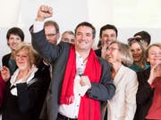 Im Februar 2017 jubelte die Linke. Sie hatte die Unternehmenssteuerreform III gebodigt. Bei der Neuauflage ist sie mit an Bord. (Bild: KEYSTONE/ALESSANDRO DELLA VALLE)