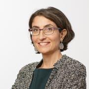Frau Landammann Manuela Weichelt-Picard