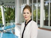 Die in Hamburg lebende Schriftstellerin Monique Schwitter gehört zu den 20 ausgewählten Autorinnen und Autoren, die von der Kulturstiftung Pro Helvetia mit Werkbeiträgen von je 25'000 Franken unterstützt werden. (Bild: Keystone/CHRISTIAN BEUTLER)