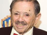 """Starb mit 98 Jahren in der US-Westküstenstadt San Diego: Filmschauspieler Jerry Maren (""""Zauberer von Oz""""). (Bild: KEYSTONE/AP SYKEC/CHARLES SYKES)"""