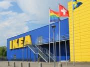 Das schwedische Möbelhaus Ikea verschreibt sich dem Umweltschutz. (Bild: KEYSTONE/PPR/IKEA)