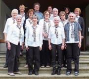 Die Sängerinnen und Sänger des aufgelösten Evangelisch-Reformierten Kirchenchors Erstfeld. (Bild: PD)