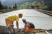 Die Region hat ein Musterbaureglement als Arbeitshilfe erarbeitet (Bild Archiv)