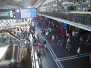Hier, am Bahnhof Luzern, treffen täglich Pendlerströme aufeinander. (Bild: PD)