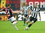 Valon Behrami erhält bei Udinese einen neuen Coach (Bild: KEYSTONE/EPA ANSA/ALBERTO LANCIA)