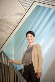 Beatrix Kesselring wechselt vom Verband Thurgauer Gemeinden zur Gemeinde Sirnach als Gemeindeschreiberin. (Bild: Reto Martin)