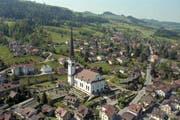 Blick auf die Gemeinde Malters. (Bild PD)