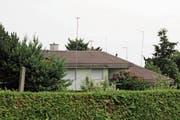 Am Sonnmatt 6 sollen fünf Eigentumswohnungen entstehen. Einsprachen sind deswegen bereits eingegangen. (Bild: jor)