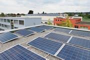 Dezentral erzeugter Strom soll auch dezentral verbraucht werden können. (Bild: Stefan Keiser)