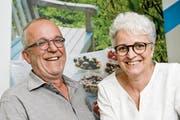 Hanspeter und Yvonne Baer haben die Ceposa gegründet und aufgebaut. Nun haben sie das Unternehmen verkauft. (Bild: Donato Caspari)