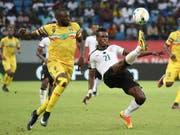 Was passiert mit der ghanaischen Nationalmannschaft? (Bild: KEYSTONE/EPA BACKPAGE/CHRIS RICCO)