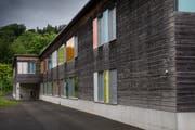 Das Ausbauprojekt für das Schulhaus Würzenbach wird überarbeitet. (Bild: Boris Bürgisser (Luzern, 15. Mai 2018)