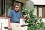 Der Pastoralassistent Ottmar Hetzel bleibt zwar noch bis Ende Oktober in Wattwil wohnhaft, er wird im Sommer aber für drei Monate im Bildungsurlaub sein. (Bild: Sabine Schmid)