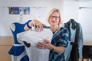 Nach 25 Jahren gibt Barbara Wegelin die Modeschule St. Gallen auf. (Bild: Michel Canonica)