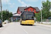Arnegg (Bild) und Wittenbach gewinnen für die Waldkircher als Umsteigebahnhöfe an Bedeutung. (Bild: Flavia Borrer)
