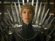 """Lena Headey spielt in der HBO-Hitserie """"Game of Thrones"""" die rachsüchtige Königin Cersei Lennister. (Bild: KEYSTONE/AP HBO)"""