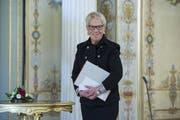 Die ehemalige Chefanklägerin des Internationalen Strafgerichtshof für Verbrechen in Jugoslawien und in Ruanda, Carla del Ponte. (Bild: Imago)