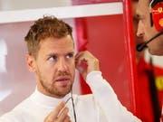 Sebastian Vettel steht in Montreal zum vierten Mal auf dem besten Startplatz (Bild: KEYSTONE/EPA/VALDRIN XHEMAJ)