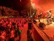 100'000 Besucher kamen zur Jubiläumsausgabe des Luzerner Fests und lauschten Konzerten im Pavillon am Seebecken sowie an anderen Spielorten in der Stadt. (Bild: Luzerner Fest)