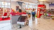 Der Laden an der Hafenstrasse 58 in Romanshorn (Bild:PD)