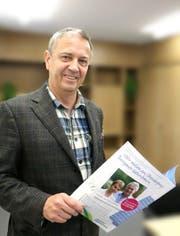 Thomas Hirt ist Geschäftsführer der Technischen Gemeindebetriebe Bischofszell und Verfechter von erneuerbarer Energie. (Bild: Martin Sinzig)