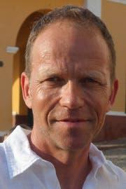 Andres Scholl, Leiter kantonale Fachstelle für Natur- und Landschaftsschutz,Bild von 2018