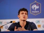 Benjamin Pavard spielte noch vor etwas mehr als einem Jahr in der 2. Bundesliga (Bild: KEYSTONE/AP/DAVID VINCENT)