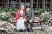 Der 80-jährige Nidwaldner Martin hofft in der neuen Staffel auf spätes Liebesglück. (pd)