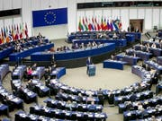 Französische Abgeordnete im EU-Parlament scheffelten mit Nebenjobs mindestens 4,6 Millionen Euro. (Bild: KEYSTONE/EPA EUROPEAN PARLIAMENT PHOTOSERVICE/FRED MARVAUX)