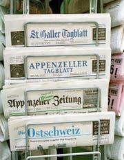 Mit der Übernahme der «Appenzeller Zeitung» durch das «St.Galler Tagblatt» wurde aus zwei Zeitungen ein Blatt. (Bild: APZ)