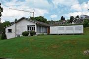 Der «Alte Kindergarten» soll wegen Platzmangels und Sanierungsbedarfs einem Neubau weichen. (Bild: Alessia Pagani)
