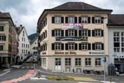 Aus der «Taverne zur Krone» wird «Soul Kitchen»: Am 8. August eröffnet die Musikbar in Lichtensteig. (Bild: Sascha Erni)