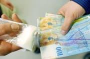 Heroin in Säckchen zu fünf Gramm abgepackt. (Symboldbild: Archiv «St.Galler Tagblatt» - 23. Dezember 2010)