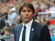 Antonio Conte musste seinen Posten als Trainer von Chelsea räumen (Bild: KEYSTONE/AP/RUI VIEIRA)