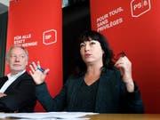 SP-Ständerätin Géraldine Savary und ihre Partei fordern, dass die Politik die Kontrolle über die staatsnahen Betriebe zurück erhält. (Bild: KEYSTONE/ANTHONY ANEX)