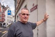 Ernst Forrer, Gastro-Unternehmer (Bild: Sascha Erni)