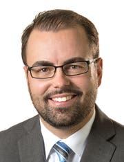 Mario Christen, Polizeisprecher (Bild: PD)