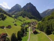 Auch die Gemeinde Isenthal soll von der neuen Tourismuszusammenarbeit profitieren und blickt so vermehrt in Richtung Klewenalp. (Bild: Christoph Näpflin, 11. Juli 2018)