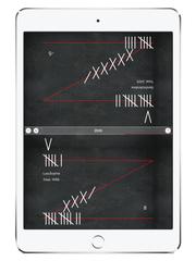 Die Applikation Jasstafel sieht aus und funktioniert wie ein herkömmliche Tafel. Bild: pd