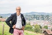 """""""Ich bin kein Weltverbesserer"""": Thomas Kirchhofer (Bild: Mareycke Frehner)"""