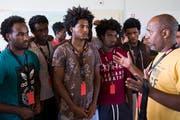 Im vergangenen Jahr ersuchten knapp 3400 Eritreer in der Schweiz um Asyl. (Bild: Peter Klaunzer/Keystone)