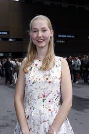 Marina Palkoska. (Bild: ws)