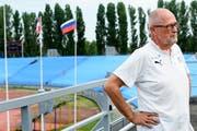 Peter Gilliéron entschuldigt sich für die Aussagen seines Verbandskollegen. (Bild: KEYSTONE/Laurent Gillieron)