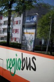 Der Regiobus soll künftig auch durchs Niederdorf. (Bild: Mareycke Frehner)