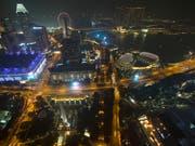 MCH beteiligt sich an Kunstmesse ART in Singapur. (Bild: KEYSTONE/AP/NG HAN GUAN)