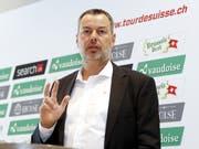 Olivier Senn hört als Generaldirektor der Tour de Suisse auf (Bild: KEYSTONE/SIGGI BUCHER)